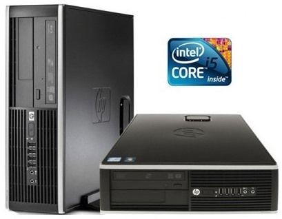 HP Elite 8.200 i5-2400 3,1 Ghz, con 16 Gb Ram